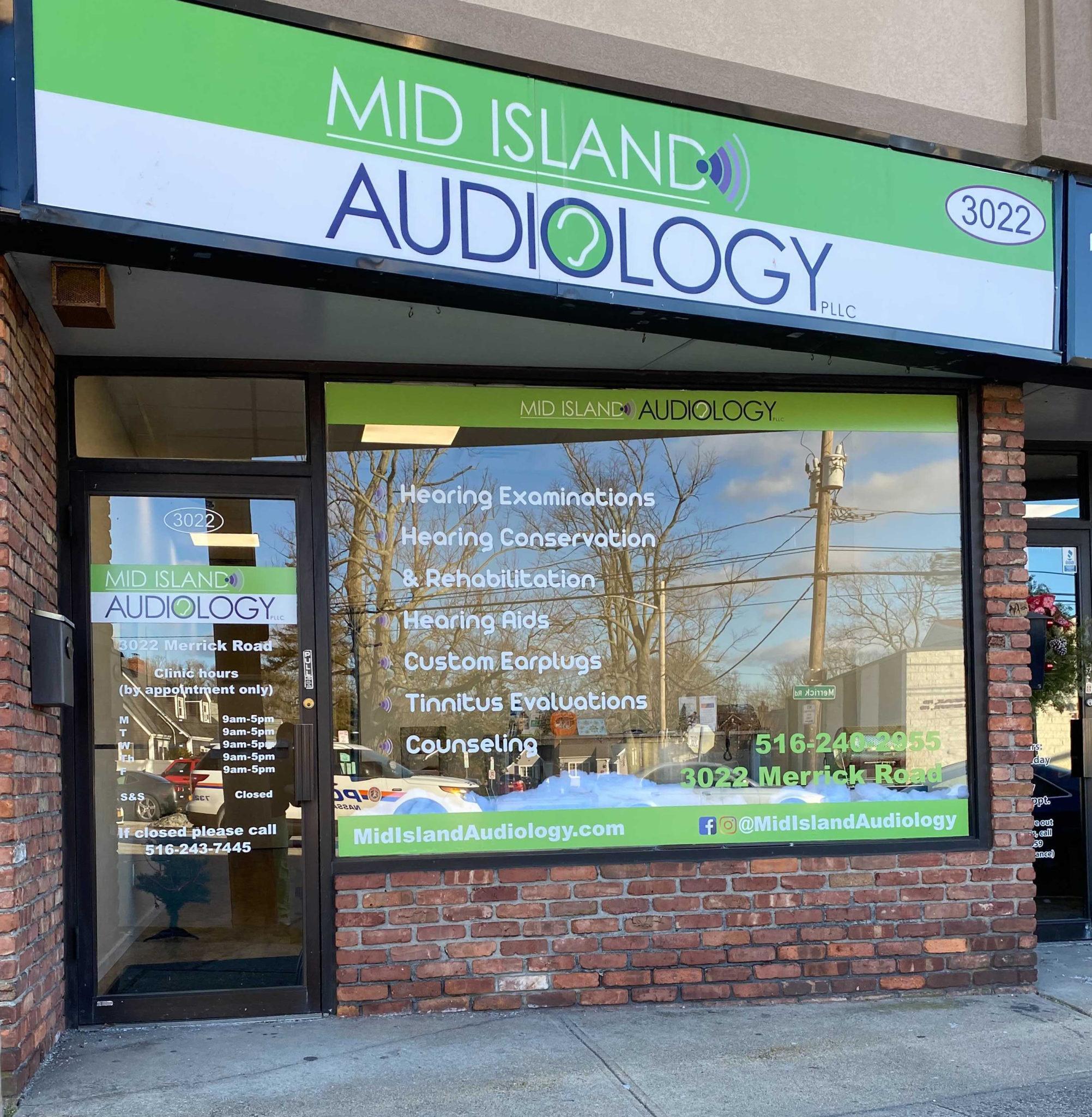 Mid Island Audiology - Wantagh Exterior
